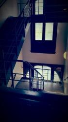 By Ashley Strange   Abandoned Staircase