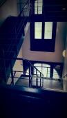 By Ashley Strange | Abandoned Staircase