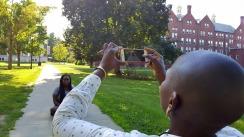 By Ashley Strange   Blackness at Vassar