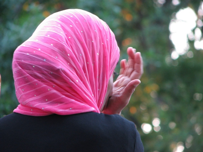 Observation Report: Muslim For A Day