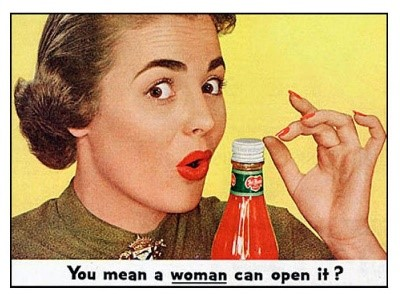 A Brief History of the Portrayal of Women In  Print Advertisements